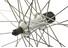 Ryde Cyber 10 Koło z osią RM-30, 8-10 rzędową biały/czarny